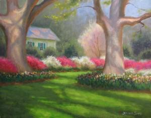 Garden Cottage 8x10