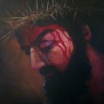 portrait of christ painting