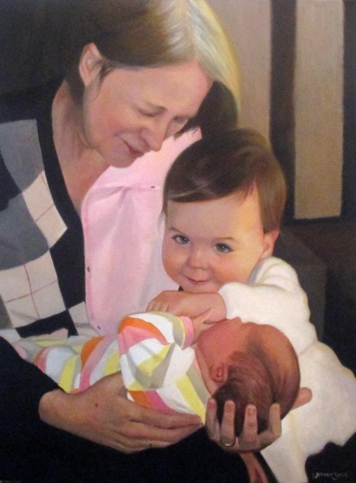 Reeder family portrait