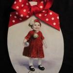 custom portrait ornament