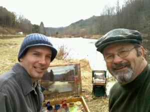 jeremy bernie painting