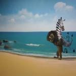 Madagascar mural