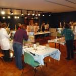 acrylic landscape workshop